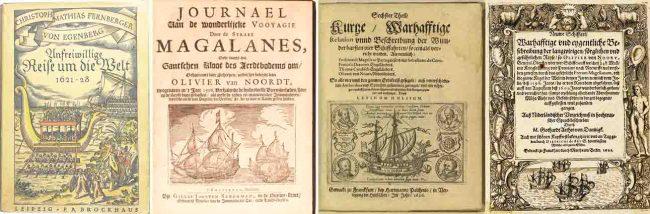 Van Noort - Fernberger - Books