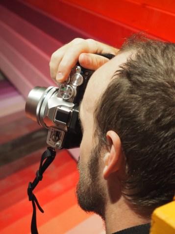 Kamerakauf: Ausprobieren hilft