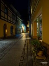 Bad Schandau: Gassen