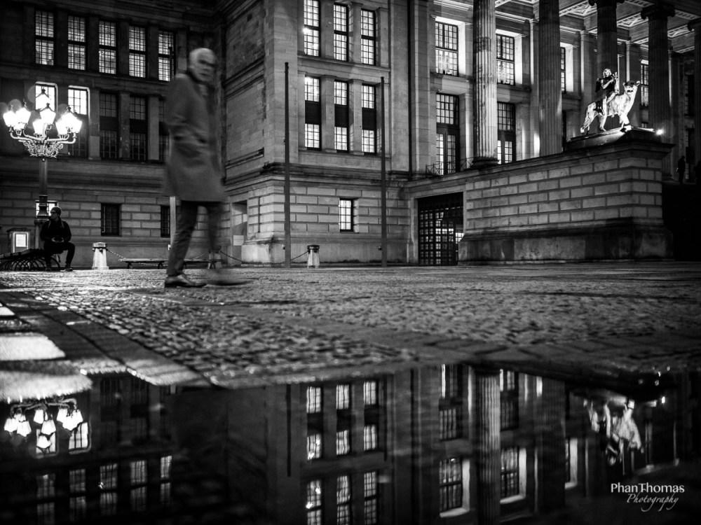 Straßenfotografie: Gendarmenmarkt