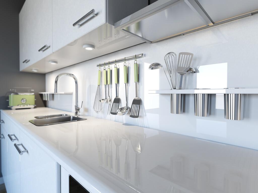 Cocina Blanca -