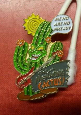 Cactus Pin 1