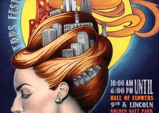 The Rock Poster Society Presents Festival of Rock Posters on October 25 in San Francisco