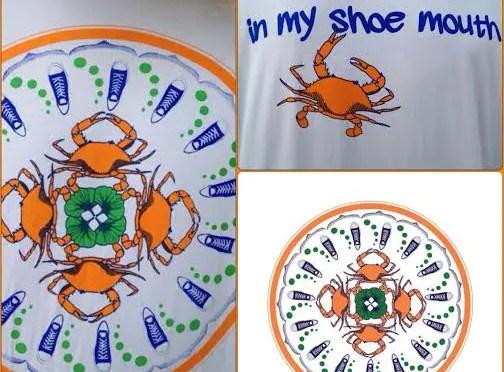 Crab in My Shoe Mouth – Manteca Shirt