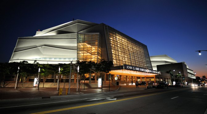The PhanArt Poster and Pin Exhibition: Miami to be held at the Adrienne Arsht Center for the Performing Arts on January 2