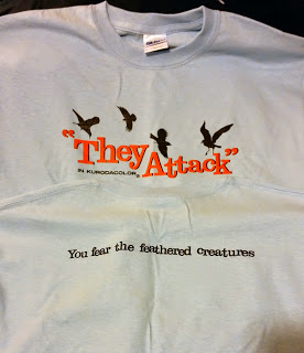 """Jiggs Lot """"They Attack"""" Shirts Available Now!"""