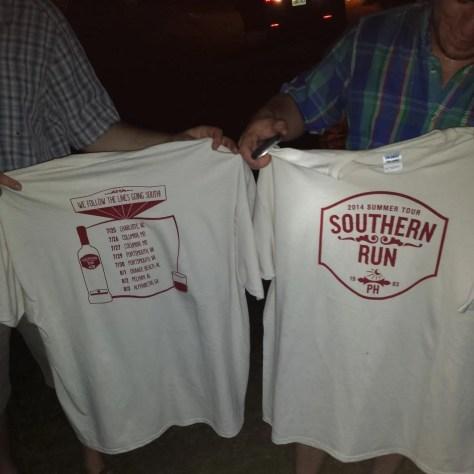 southern run