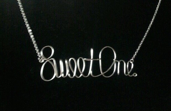 Personalized Song Necklaces from Earth Metal Spectrum