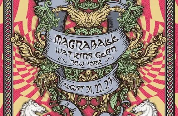 Derek Hatfield's Magnaball Poster
