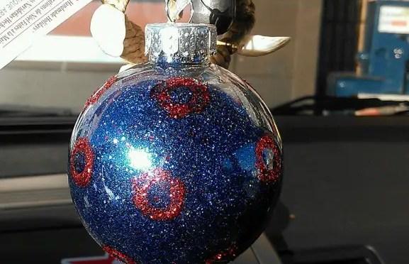 Phishy Christmas Ornaments