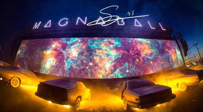 "Magnaball ""Drive In"""