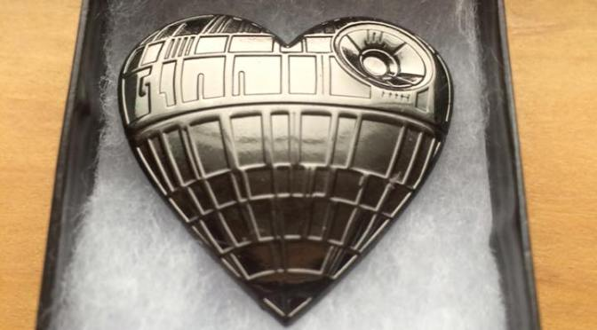 Death Star Love from Pinsanity