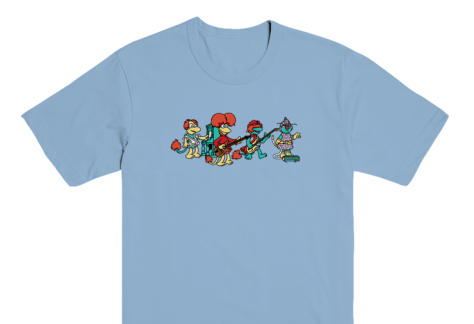 fraggle front