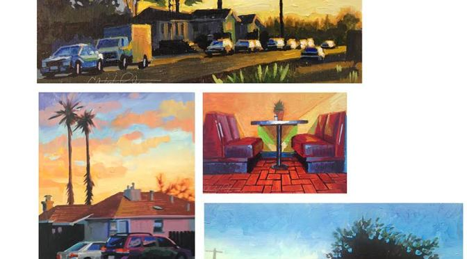 Christopher Peterson Announces Fall Gallery Showings in the Bay Area