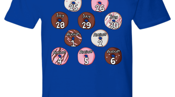 Homer's Bakers Dozen Shirt