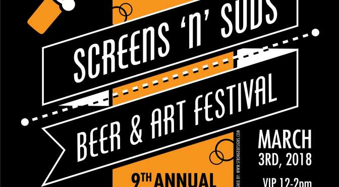 9th Annual Richmond, Va Screens 'n' Suds Pre-Sale!
