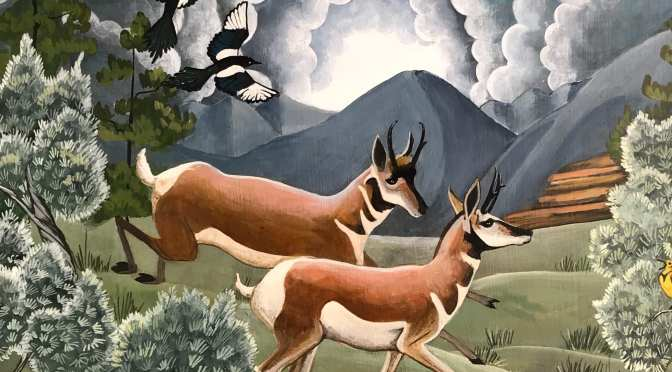Antelope: The Inspired Art of Erin Huybrechts Davis
