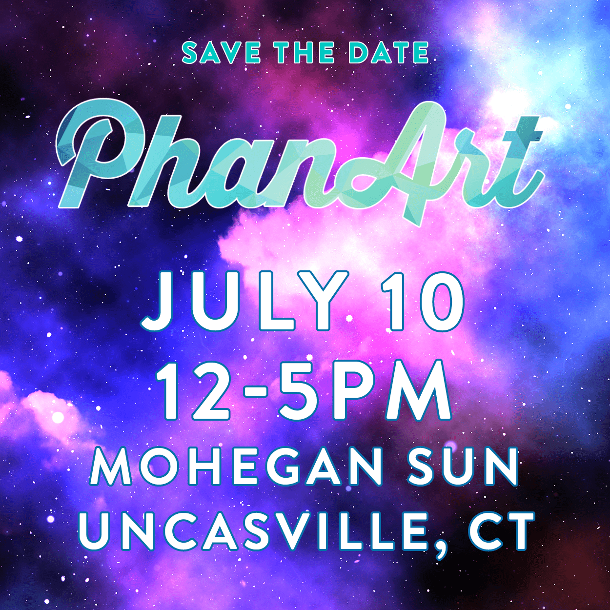 PhanArt at Mohegan Sun