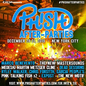 CEG Phish After-Parties