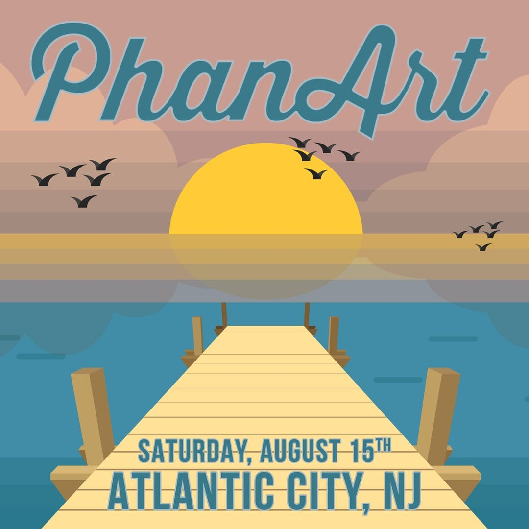 PhanArt Atlantic City