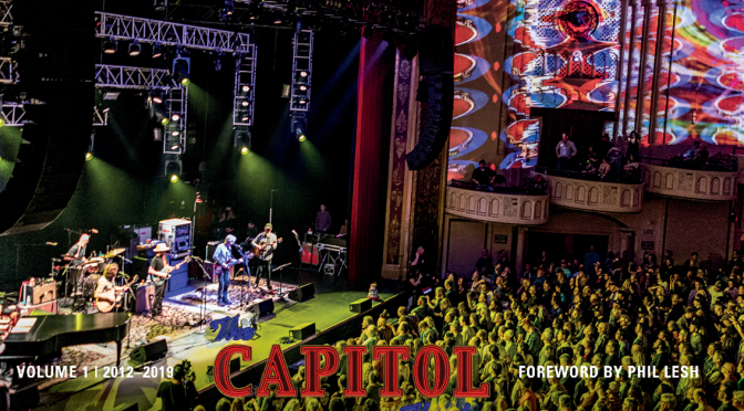 'The Capitol Theatre – Vol. 1' captures historic venue since 2012 Reopening