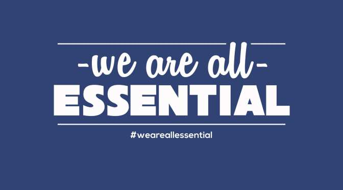NC Printing launches 'We Are All Essential' campaign