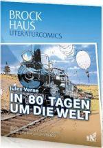 Brockhaus Literaturcomic_In 80 Tagen um die Welt