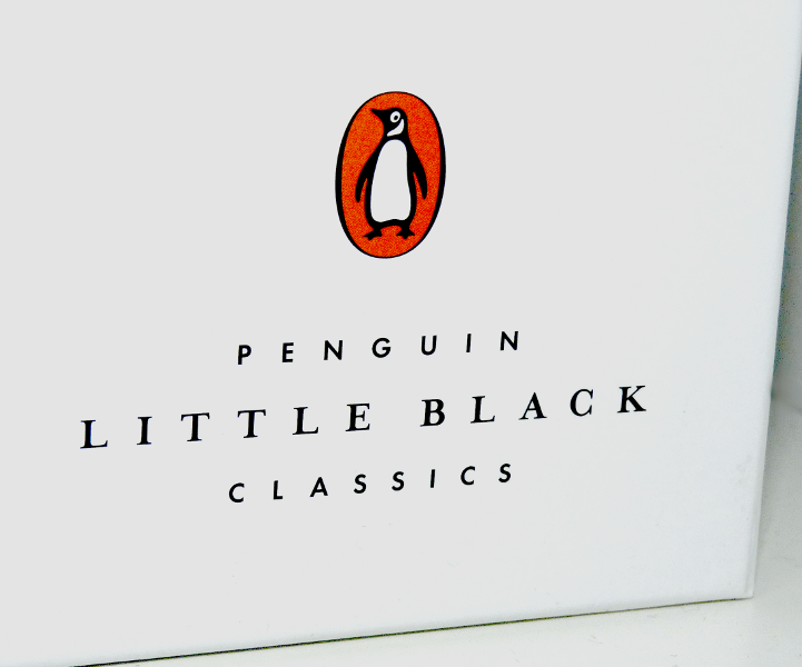 [Bücherschatztruhe] Penguin Little Black Classics