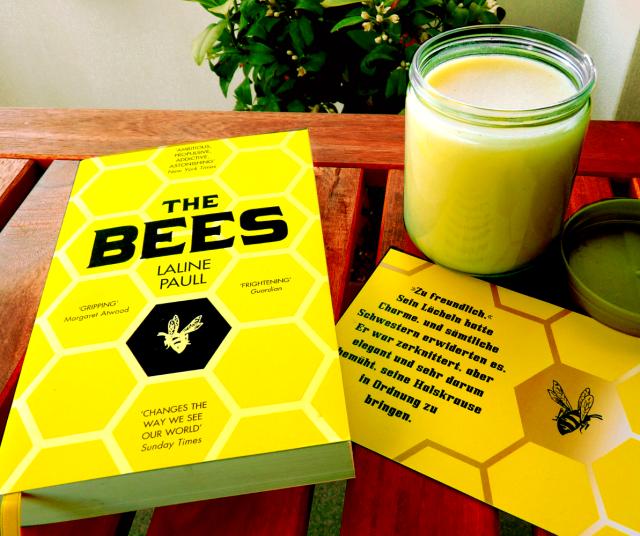 Freiluftlesen_The Bees