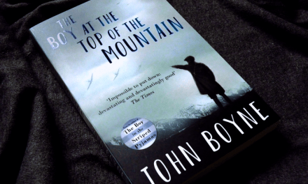 "John Boyne: ""The Boy at the Top of the Mountain"""