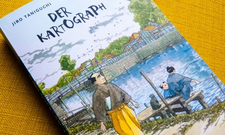 "Jiro Taniguchi: ""Der Kartograph"""