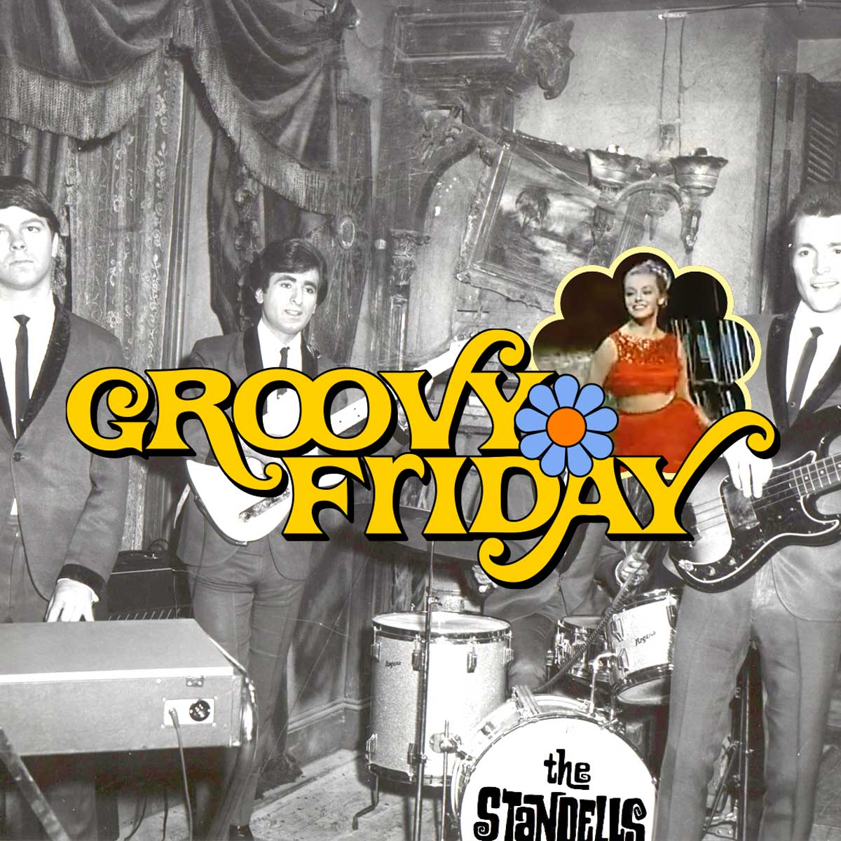 Groovy Friday - Get Yourself a Holiday Re-run
