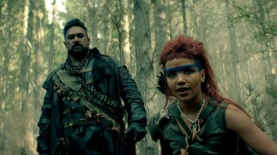Shannara Elf Hunters