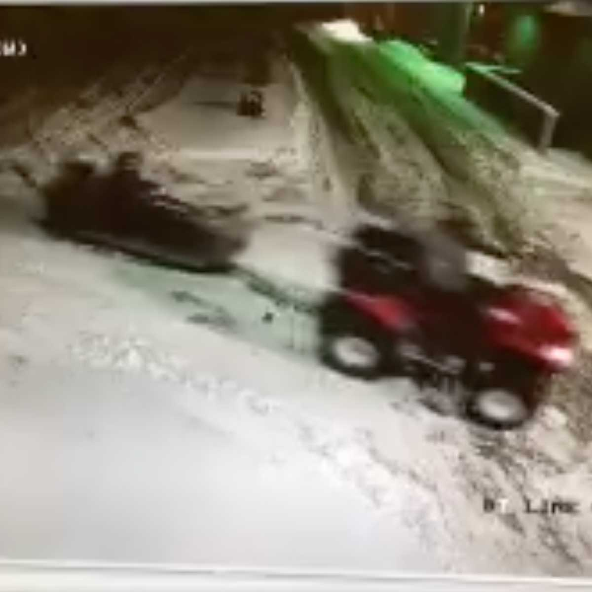 Drunk Canadian Men Arrested for Riding Couch Towed Behind ATV Through McDonalds Drive Thru