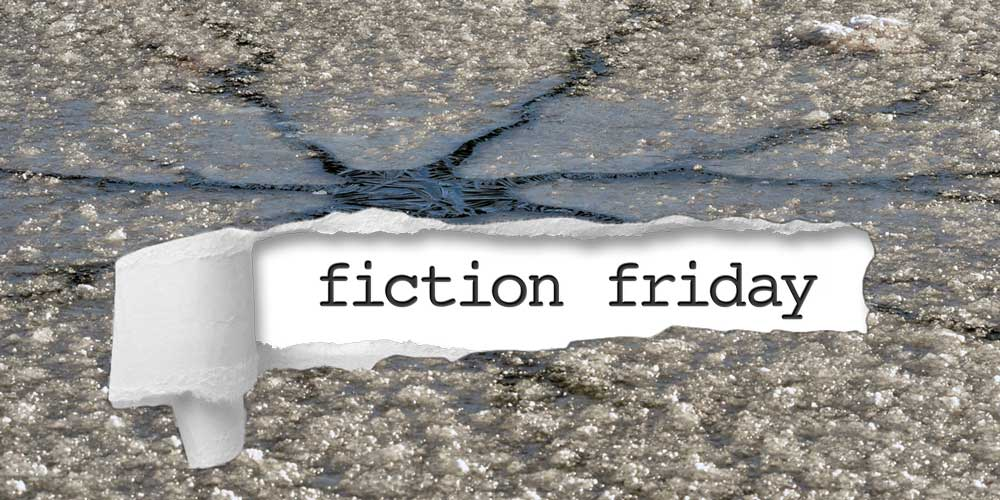 Fiction Friday 100-Word Challenge: Something on the Ground