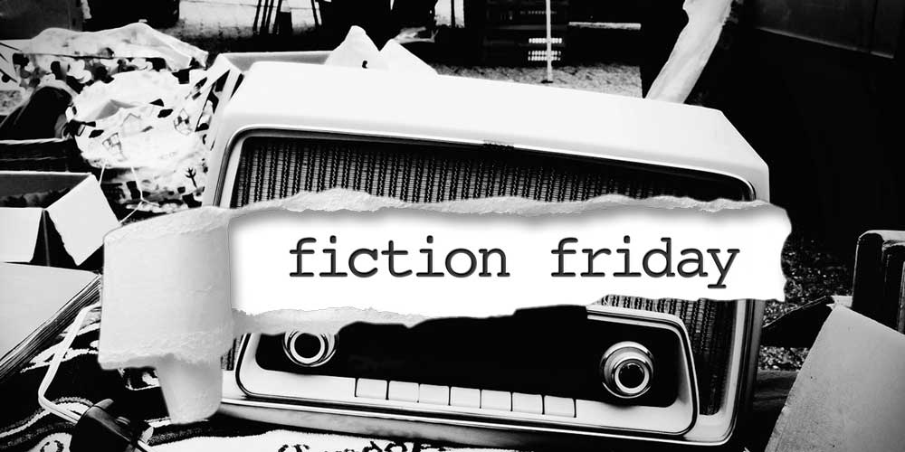 Fiction Friday 100-Word Challenge: A Radio, Maybe