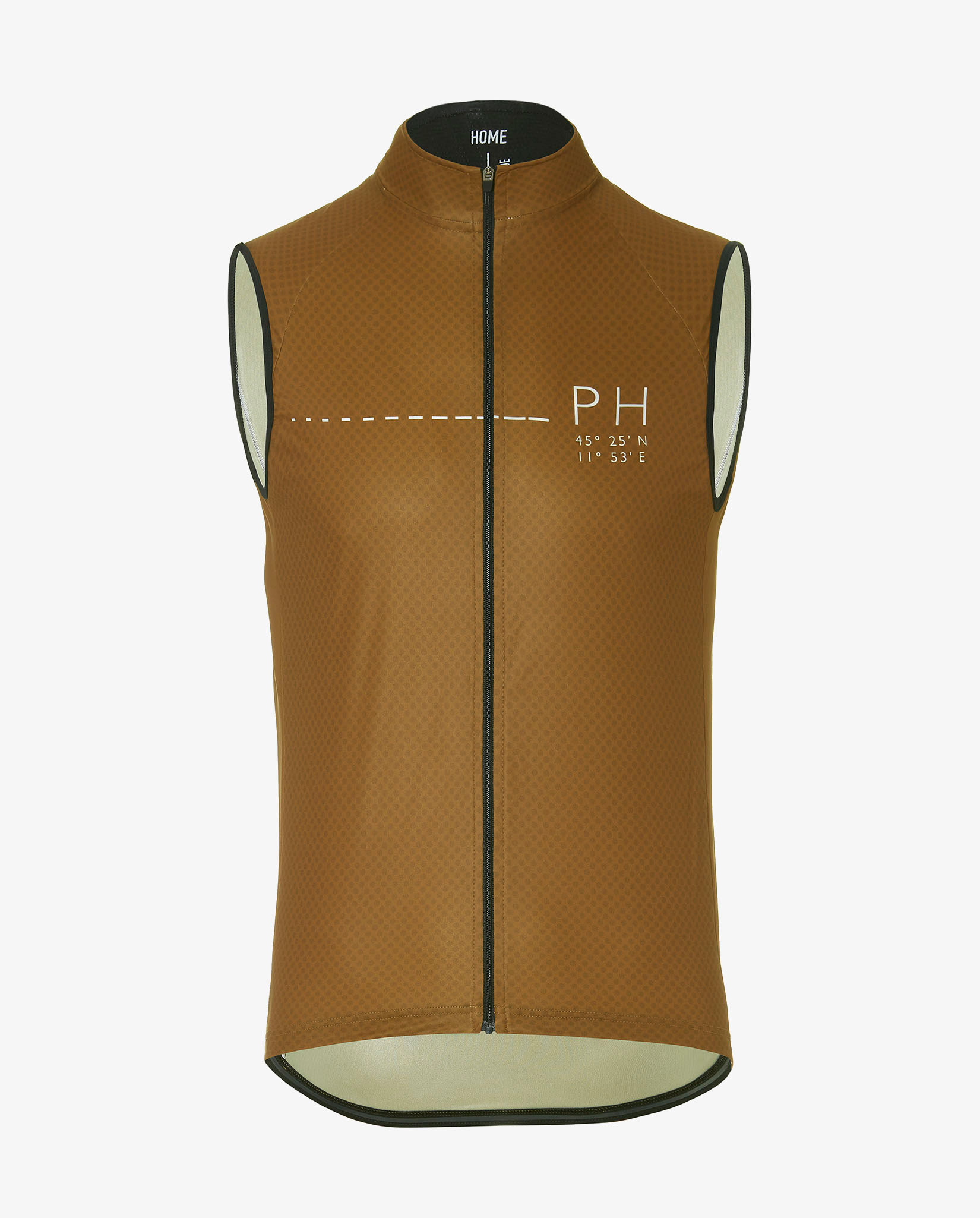 FIRST - Gilet Bronzo