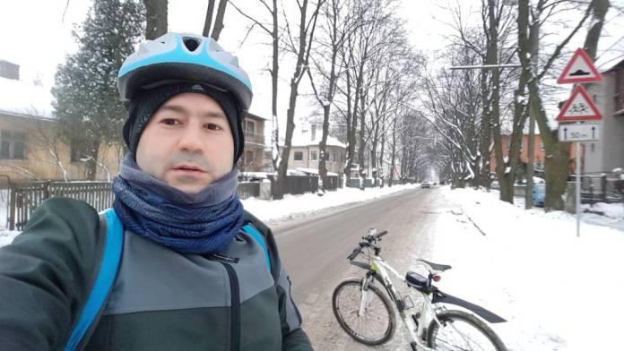 Karda Dağ Bisikletim Whistle Miwok 1054V