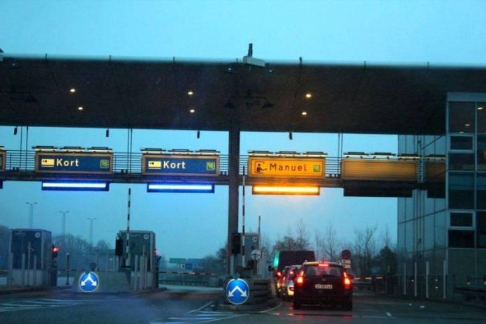 Danimarka Kopenhag Girişi Köprü Ödemesi