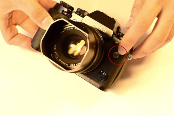 Fujifilm XT1 PC SYNC
