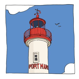 Phare de Port Manech