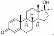 Dianabol Powder Pharmaceutical Steroids Hormones Metandienone CAS 72-63-9