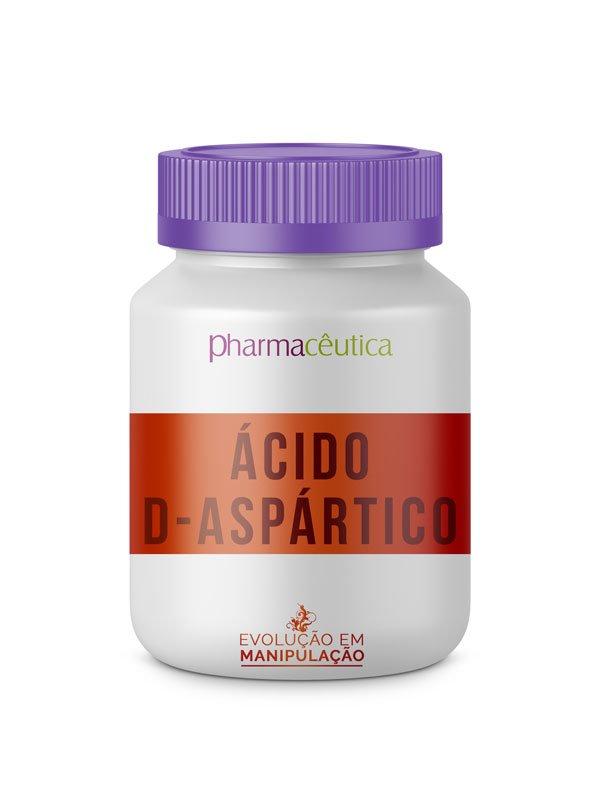 Ácido D-aspártico