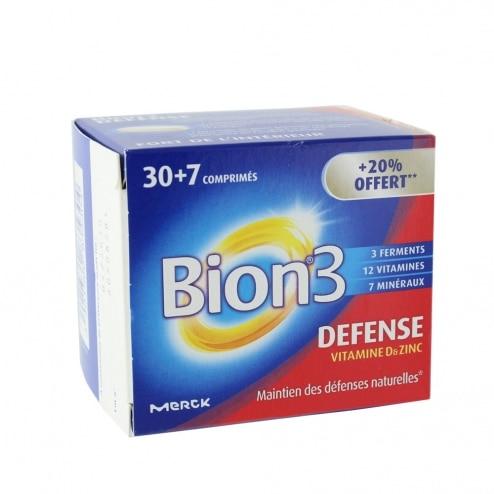 bion 3 défense adultes - pharmacie charlet