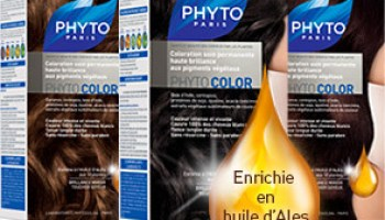 promo de novembre 25 sur les colorations phyto color de phytosolba - Colorations Phyto