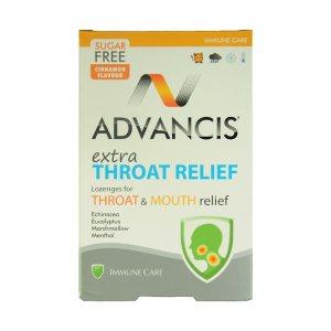 Advancis Extra Throat Relief