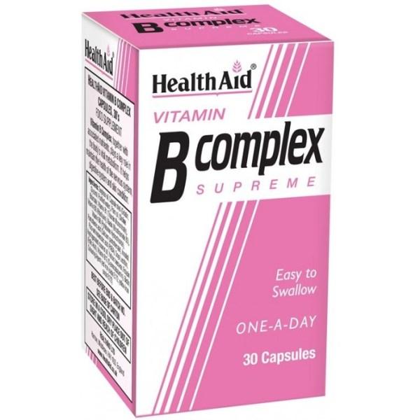 HealthAid Vitamin B Complex