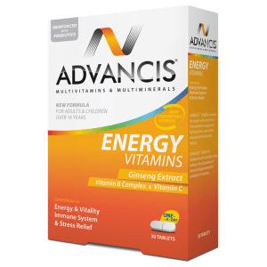 Advancis Energy Multivitamin-Mineral