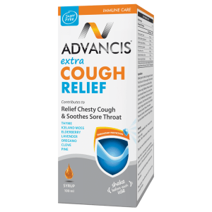 Advancis Extra Cough Relief