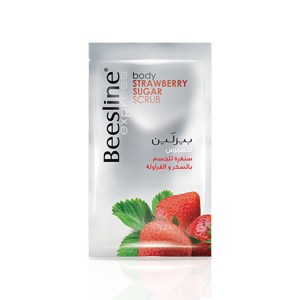 Beesline Body Strawberry-Yogurt Scrub
